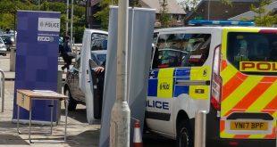 Murder Appeal Mobile Police Unit